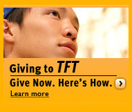 giving to TFT